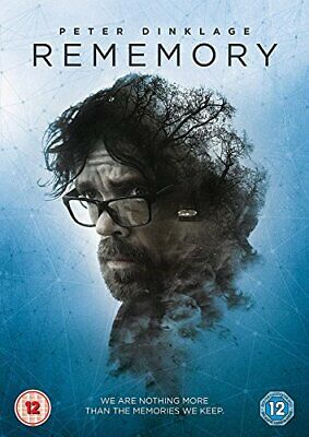 Rememory [DVD] [2017] - DVD  Y1VG The Cheap Fast Free Post