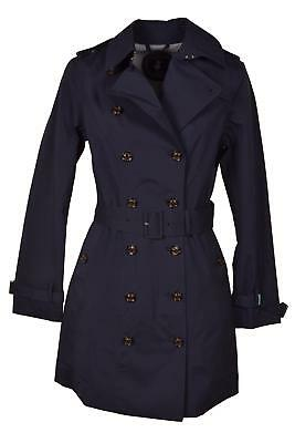 SAVE THE DUCK Trench D4309WGRIN6 Donna navy