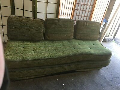 Vintage Retro Sofa Bed, Daybed 50's 60's
