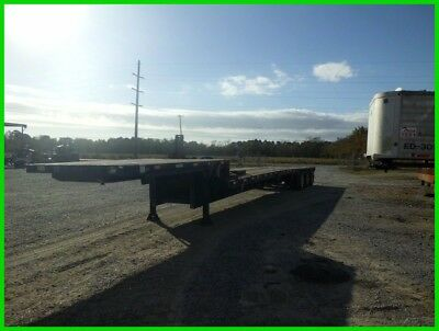 2012 Dorsey Step Deck 53 X 102 TRIAXLE Used