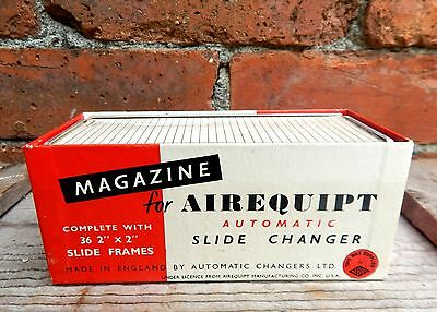 Magazine For Airequipt Automatic Photographic Photo Slide Projector Changer