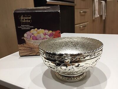 Beautiful Silver Plated Bonbonniere Sweet Dish  by The Beaumont Collection