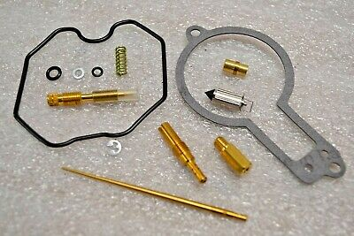 Honda 1988-2000 XR600 XR600R Carburetor Carb Rebuild Kit