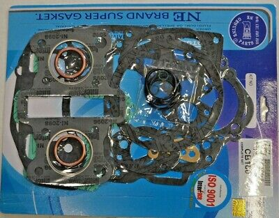 Honda CA160 CB160 CL160 Complete Engine Gasket Kit Set