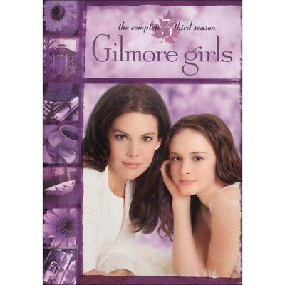 Gilmore Girls - The Complete Third Season 3 (DVD; 6-Disc Box Set) TV Series