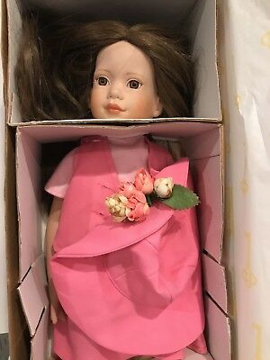 "Robert Tonner Magic Attic Club Heather Doll Clothing Hat Shoes  18"" Original Box"