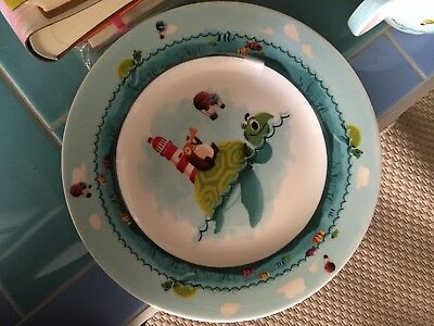 Villeroy & Boch Children's Porcelain Plate and Cup