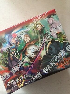 Force Of Will Advent Of The Demon King Booster Box Sealed