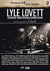 Soundstage Presents Lyle Lovett Live W Randy Newman Dvd