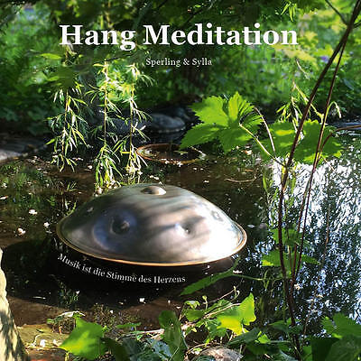 Hang Meditation, CD, neu, Manfred Sperling & Stefanie Sylla; Hang/Handpan Musik