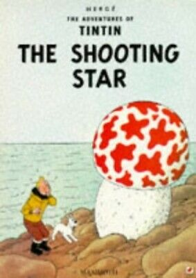 The Shooting Star (The Adventures of Tintin) by Herge Paperback Book The Cheap
