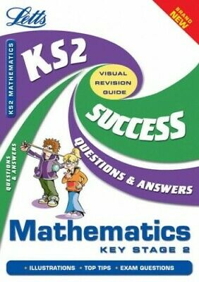 KS2 Maths Success Q&A: Question and Answers (Suc... by Broadbent, Paul Paperback