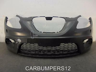 Seat Altea Freetrack Front Bumper 2007 - Onwards  Genuine Seat Part *o9