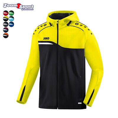 Jako Kapuzenjacke Competition 2.0 / Trainingsjacke Gr. 128 - 164 Art. 6818