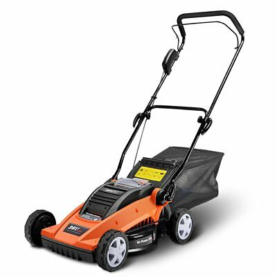 Gi-Power 370 Lawn Mower Cordless Lawnmower Lithium Battery Power Electric Garden