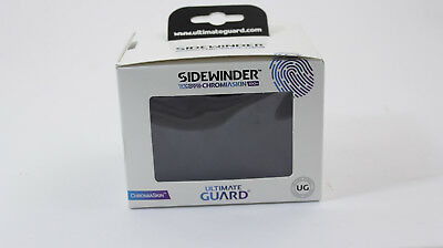 Ultimate Guard Side Winder ChromiaSkin Case 100+ Black X-Ray Box 1.8 2128 J1
