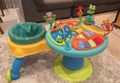 Bright Stars Play Gym Activity Table