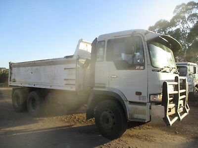 Hino Tipper  Fs1K   Melbourne Tidy Thing Retirement Sale   Buy Yourself A Future