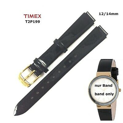 Timex Spare Strap T2P199 Style Dress Ladies - Notting Hill - Leather - Lacquer