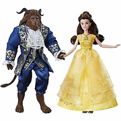 Disney Beauty And The Beast Grand Romance 2 Doll Playset