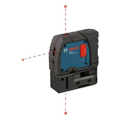 Bosch GPL3 3 Point Self Leveling Alignment Laser Level (Certified Refurbished)