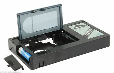 VHS-C Camcorder to VHS Video Cassette Adaptor Motorised Adapter