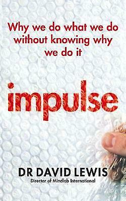 Impulse by David Lewis (Paperback) New Book