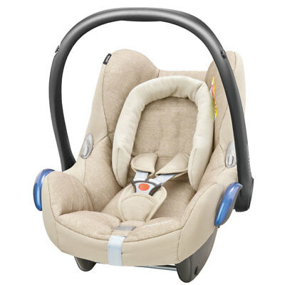 Maxi-Cosi CABRIOFix baby car seat Gp0+ in Nomad Sand 2017 A Graded RRP£135