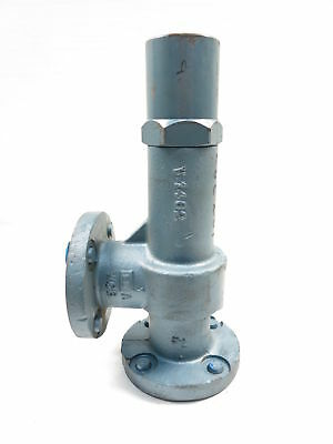 New Fulflo VSF8150AR Steel Flanged 2in Relief Valve