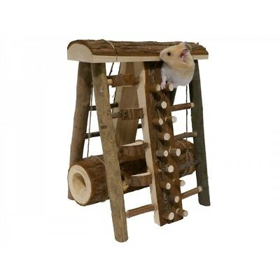 Rosewood Small Animal Activity Toy Activity Assault Course Gerbil Hamster Mouse