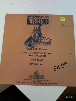 """The River Detectives - Hey You, Chains 10"""" Vinyl..."""