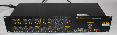 US Audio Whirlwind Mix 44 Matrix Mixer