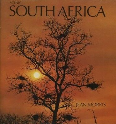 Scenic South Africa by Jean Morris Book The Cheap Fast Free Post