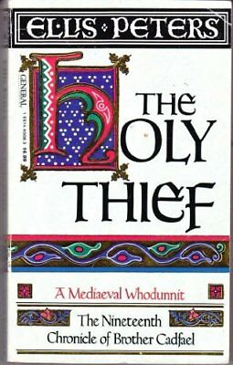 The Holy Thief by Ellis Peters Book The Fast Free Shipping