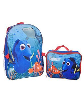 Disney Dory backpack with Detachable lunchbag, bp-5639