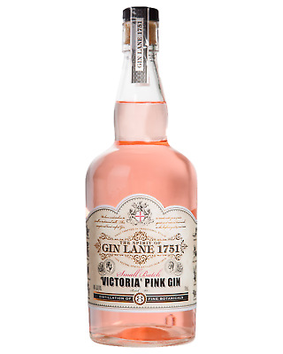 Gin Lane 1751 Victoria Pink Gin 700mL case of 6