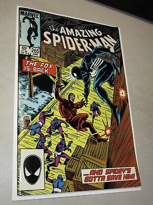 Amazing Spider-Man #265 MARVEL 1985 - NEAR MINT 9.4 NM - 1st app Silver Sable!
