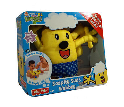 Wow Wow Wubbzy: SOAPITY SUDS WUBBZY Bathtub Fun ~ Have Wubb-a-Dub fun in the Tub