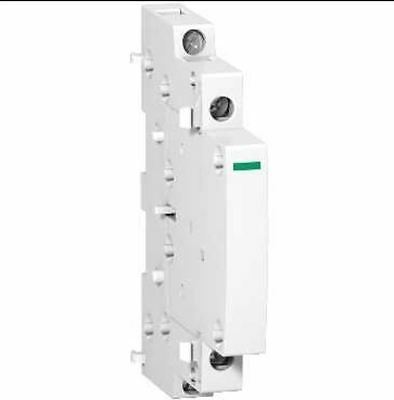 2x Schneider Electric Clip On Auxiliary Contact, NO/NC GAC0521