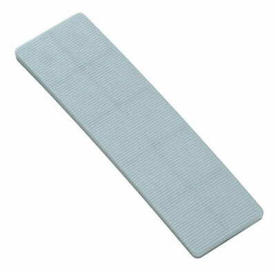 50 - 1000 Window Glazing Packers 100mm x 28mm x 4mm (Grey).  Several Pack Sizes