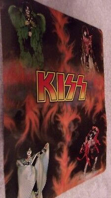 KISS 1979 Notebook Cover