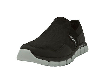 Skechers 97630L Boy's Skech Flex 2.0 Wentland Sneakers,Black