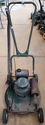 Vintage VICTA Toe Cutter Lawn Mower