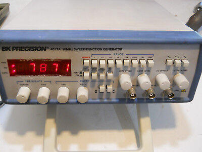 BK Precision 4017A 10MHz Sweep/Function Generator