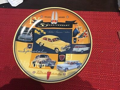 Legendary Holden Finale Collector Plate Ceramic In Box Car Motoring Gift 084A