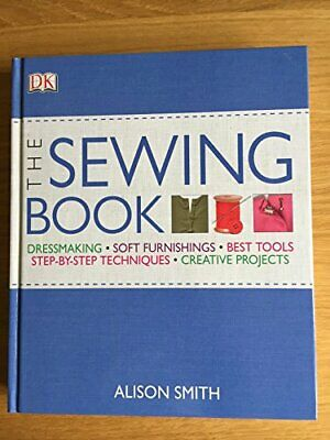 The Sewing Book by Alison Smith Book The Cheap Fast Free Post
