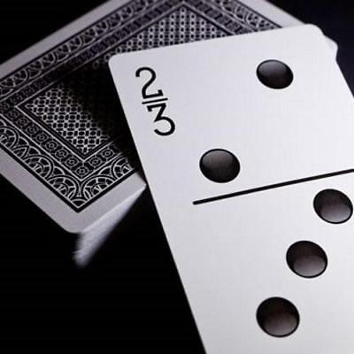 Double Nine Domino Playing Cards Deck Card Game Gift Buyworthy Auction