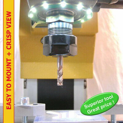 LumenFix T16M - Smart lightsource for hobby and pro mill/drill machines