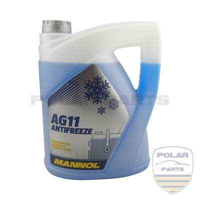 5L Antifreeze Coolant for Volvo AG11 up to -40°C