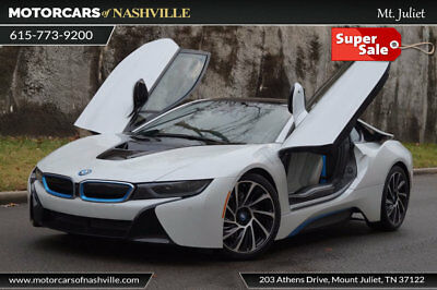 2014 BMW i8 Base Coupe 2-Door '14 BMW i8 Low mi Carfax 1-Owner XClean *Must See* Low Miles (BEST DEAL)